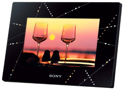 ソニー SONY デジタルフォトフレーム D720 クリスタル&ブラック DPF-D720/BU...