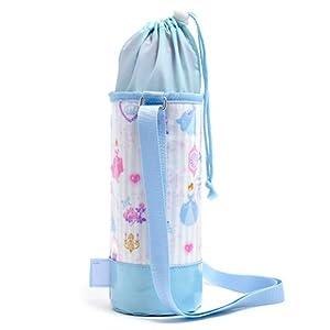 水筒カバー 大 ショルダー プリンセスドレスで彩るパウダールーム(ストライプ) N7312710