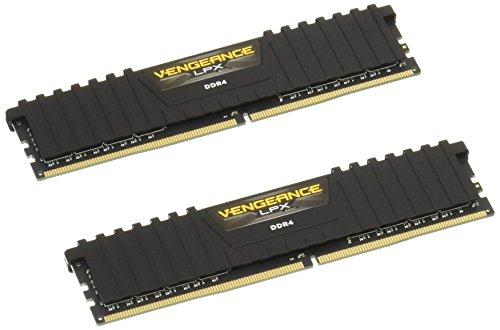 CORSAIR DDR4 デスクトップPC用 メモリモジュール VENGEANCE LPX Series 4GB×2枚キット CMK8GX4M2A2666C16