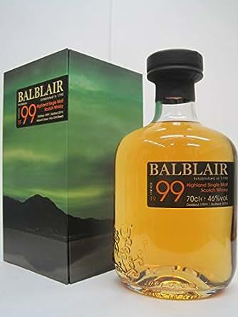 バルブレア 1999 46度 700ml [並行輸入品]