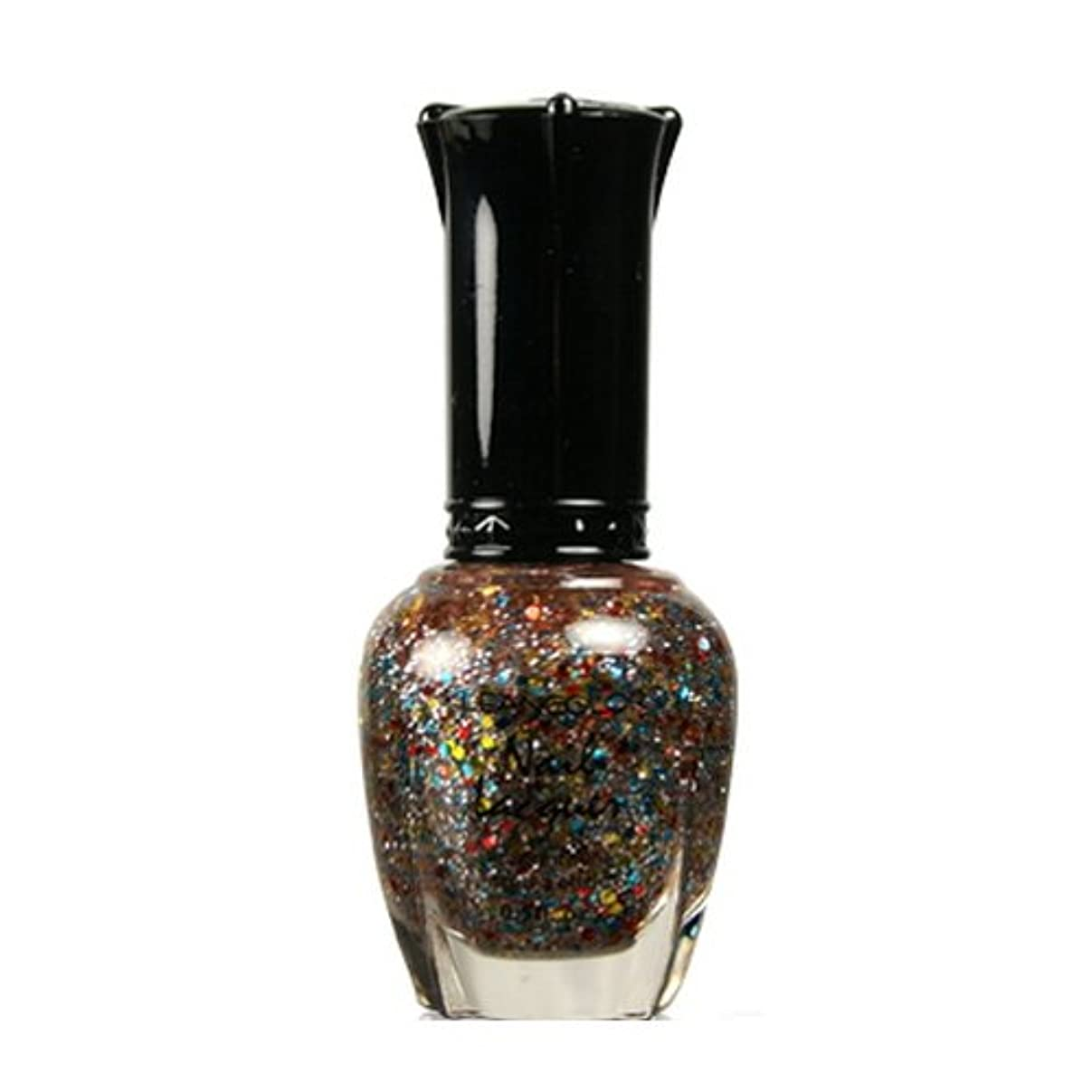 (3 Pack) KLEANCOLOR Nail Lacquer 4 - Shooting Star (並行輸入品)