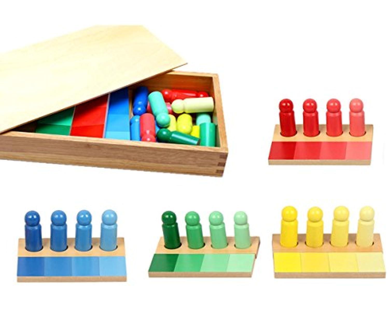 StarMall Montessori Colour Resemblance Sorting Task
