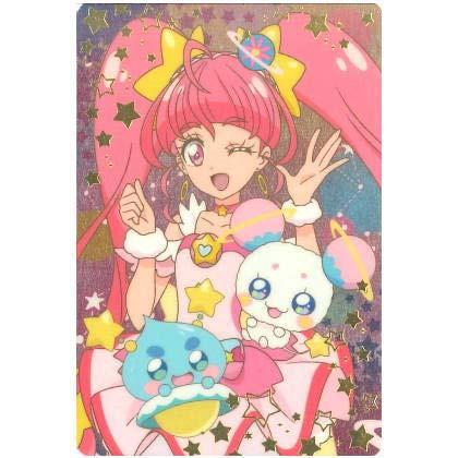 スター☆トゥインクルプリキュア キラキラカードグミ [5.P05-キュアスター&フワ&プルンス](単品)