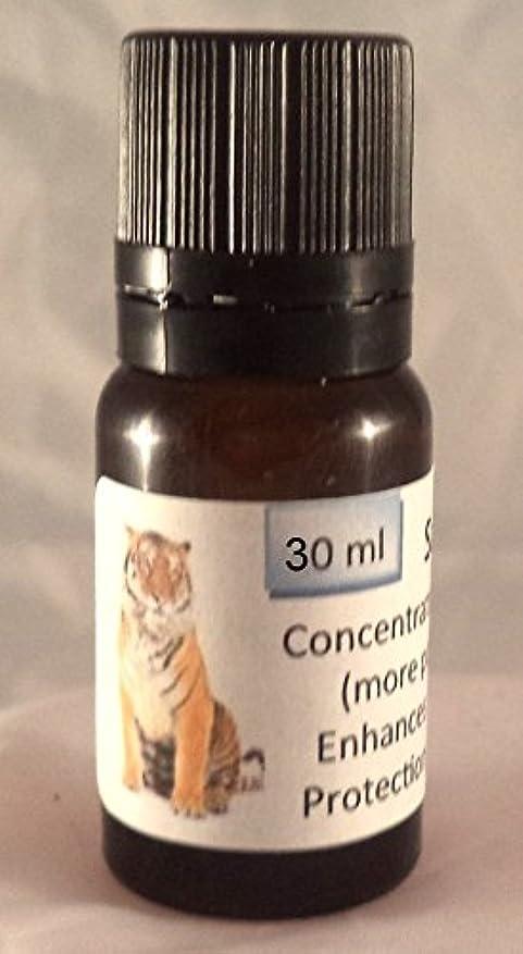 棚かわすぎこちないSacred Tiger Dragon 's Blood 100 %濃縮液体Incense 30 ml イエロー