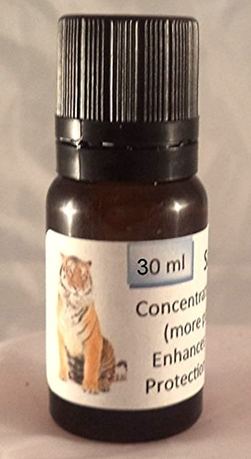 終わった飛ぶ脈拍Sacred Tiger Dragon 's Blood 100 %濃縮液体Incense 30 ml イエロー