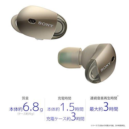SONY(ソニー)『WF-1000X』