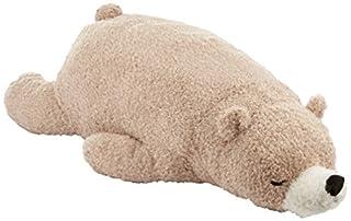 ねむねむシリーズ 抱き枕 茶色クマ