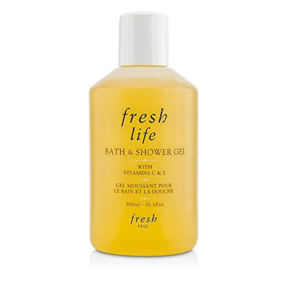 含める同志端末フレッシュ Fresh Life Bath & Shower Gel 300ml/10.1oz並行輸入品