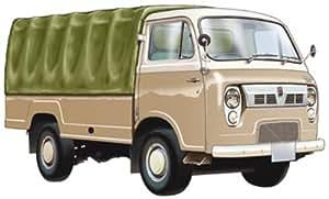トミカリミテッドヴィンテージ TLV-97a 日産キャブオール1900 (茶) 完成品
