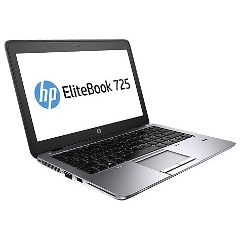 HP EliteBook 725 G2 Notebook PC 12.5 インチ モバイル ノートブック W8H25PA#ABJ AMD A8-7150B(1.9GHz) /4GB /500GB/ 無線LAN / Win7Pro 32bit (Win10Pro-DG)