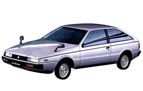 フジミ模型 1/24 インチアップシリーズ No.256 いすゞ ピアッツァ XE (JR130) プラモデル ID256