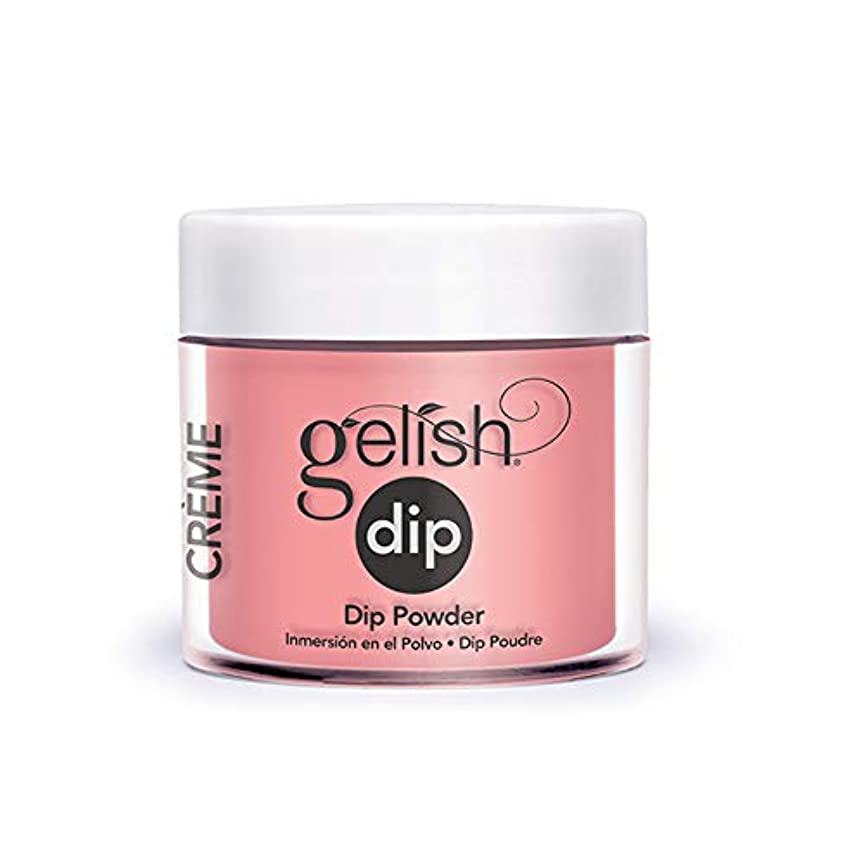 アンソロジーインタフェース永久にHarmony Gelish - Acrylic Dip Powder - Manga-Round with Me - 23g / 0.8oz