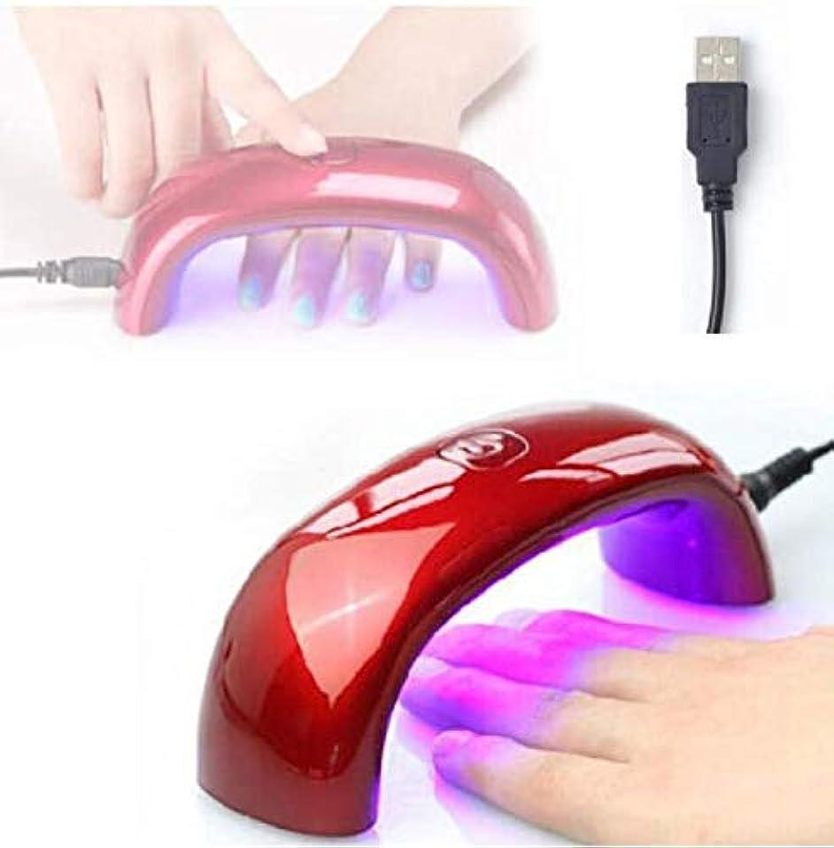 統治可能関税敬の念Snner ネイルドライヤー UVライト 硬化ライト LED UVとLEDダブルライト タイマー設定可能 ジェルネイル用 USB式 手足とも使える 赤外線人感センサー (グリーン)