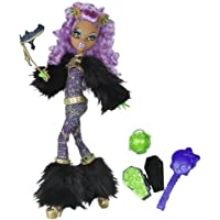 Toy / Game Cute Monster High Ghouls Rule Clawdeen Wolf Doll With over-the-topコスチューム、ハロウィンアクセサリー