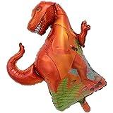 Baoblaze 2個 恐竜 バルーン 風船 おもちゃ ドラゴン 怪獣 パーティー装飾 5タイプ選べ - 恐竜