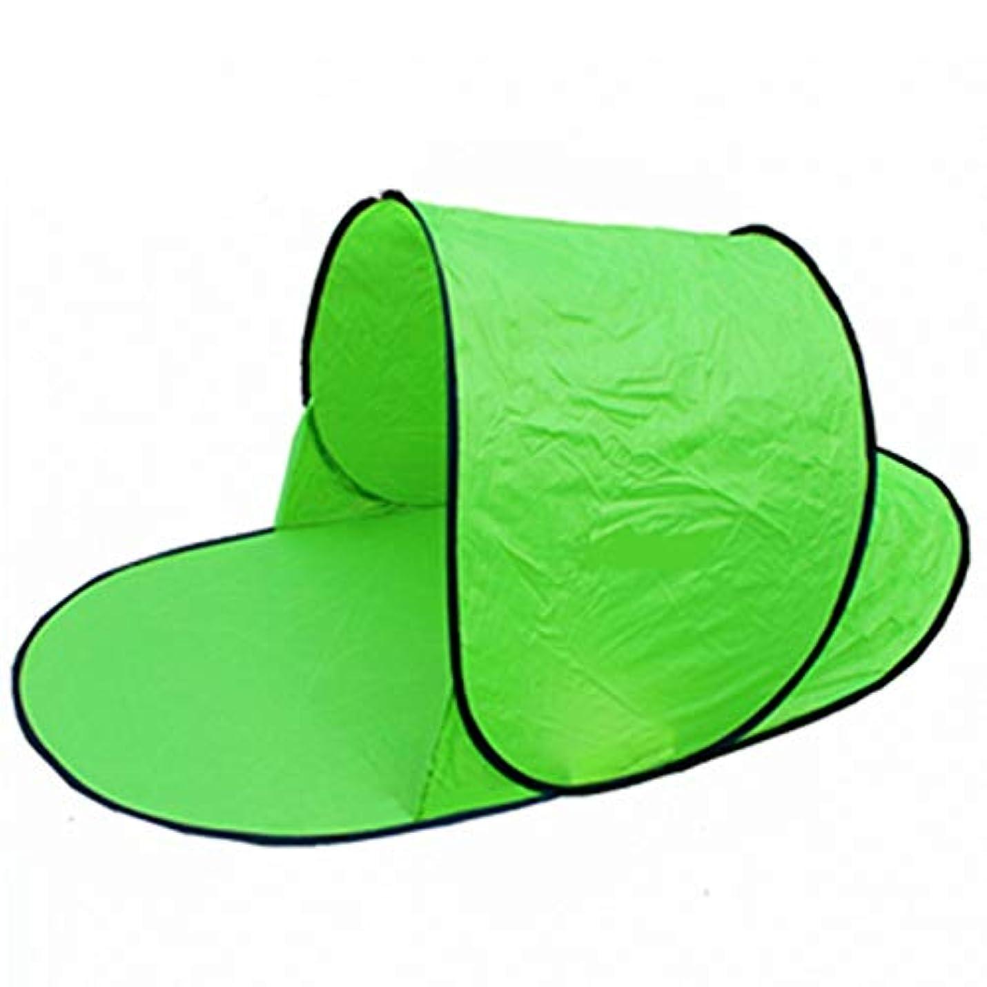 エスカレーター統治可能豆Opliy 142 * 72 * 60センチキャンプテント40 + UPFと1000-1500ミリメートル防水インデックス日焼け止め防水テントインストールが簡単で屋外のポータブルテント 品質保証