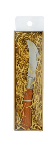 RoomClip商品情報 - 高儀 Verde Garden ガーデニングナイフ 木柄 ステンレス 曲刃