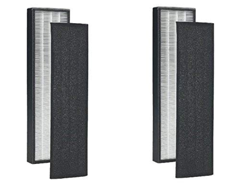 2パック – HEPA交換用フィルタ GermGuardian FLT5000/FLT5111 AC5000 Series, Filter C Germ Guardian