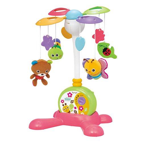 Basic Baby Toys 森のすやすやメリーの口コミ