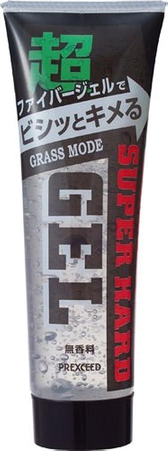 再発する粘性の保護グラスモード ファイバージェル(スーパーハード) 240g