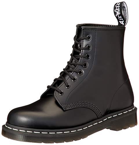 [ドクターマーチン] ブーツ 1460Z ホワイトウェルト 8ホール 24758001 メンズ ブラック UK 8(27 cm)