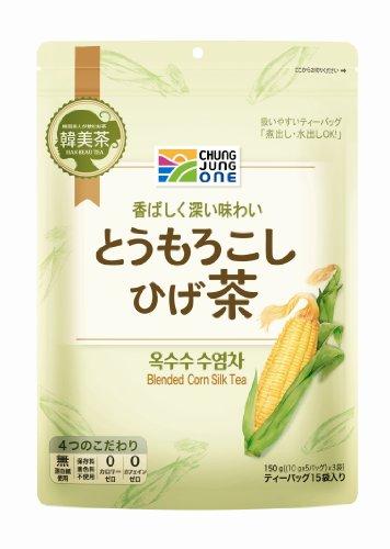 大象 韓美茶 とうもろこしひげ茶 150g(10g×5P×3袋入)×2個