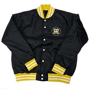 阪神タイガース スタジアムジャンパー (ブラック) - S ジャケット