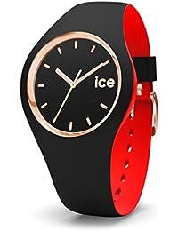 [アイスウォッチ]ICE-Watch 腕時計 レディース アイスルウルウ ICE loulou ミディアム ブラック/ローズゴールド 007236 [正規輸入品]