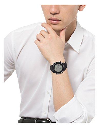[グルス]GRUS 腕時計 歩数・歩幅計測 ウォーキングウォッチ GRS001-02