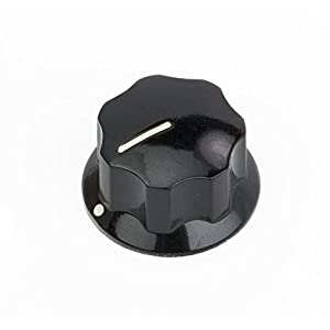 Fender パーツ Deluxe Jazz Bass Concentric Knob, Upper