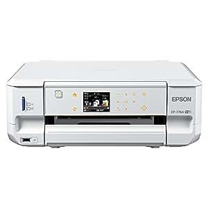EPSON インクジェット複合機 Colorio EP-776A 無線 有線 スマートフォンプリント Wi-Fi Direct
