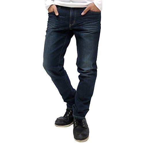 (エドウィン) EDWIN ジーンズ メンズ デニム パンツ ストレッチ レギュラー ストレート ジーパン ズボン 3color 32インチ 44ダークユーズド