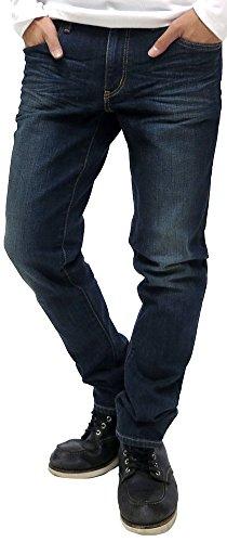 (エドウィン) EDWIN ジーンズ メンズ デニム パンツ ストレッチ レギュラー ストレート ジーパン ズボン 3color 30インチ 44ダークユーズド