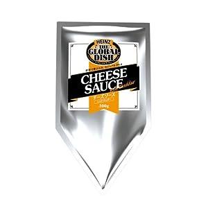 ハインツ チーズソースレッドチェダー 300g×4袋