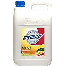 NORTHFORK 637071315 Citrus Hand Wash with Scrubber 4.5Kg