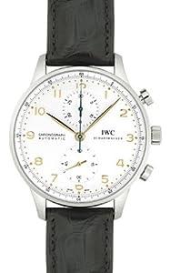 [アイダブリューシー] IWC 腕時計 ポルトギーゼ クロノグラフ IW371445 メンズ 新品 [並行輸入品]