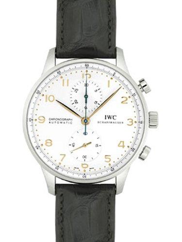[アイダブリューシー] IWC 腕時計 ポルトギーゼ クロノ...