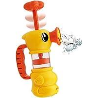wenasiベビーシャワーバス浴槽Swimプール水スプレーPisto Hippocampus Duckポンプビーチおもちゃ教育ゲームベビー子供幼児用男の子と女の子のギフト
