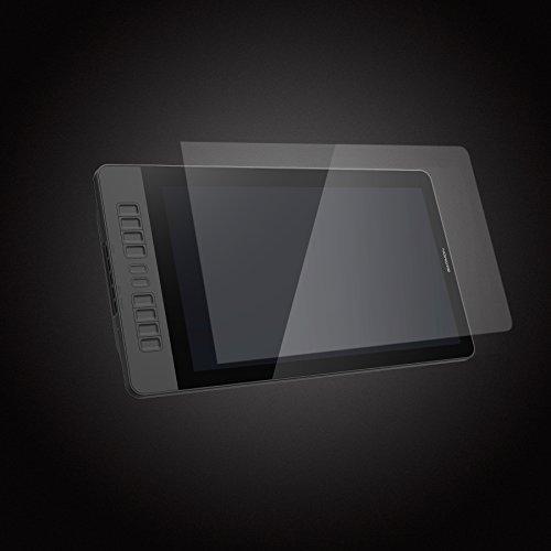 GAOMON 液タブPD1560専用 液晶スクリーン保護フィルム 反射防止指紋防止