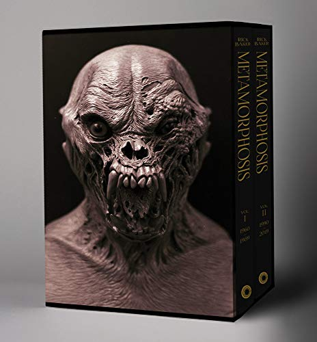 Download Rick Baker: Metamorphosis: 1950–1989, 1990–2019 1944903437