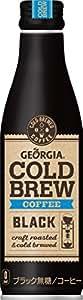 コカ・コーラ ジョージア コールドブリューコーヒー ブラック 265ml ボトル缶×30本