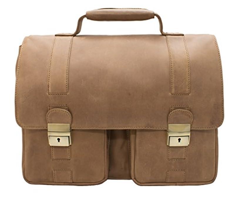 手首病的袋本革Professionalブリーフケース/コンピュータバッグ
