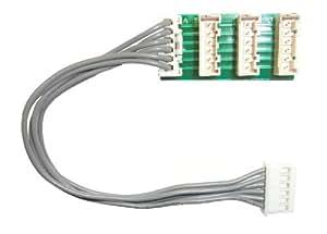 スロテック メダレスジュニアシリーズ全機種共通オプション  SLOTEC 拡張コネクター分配アダプター