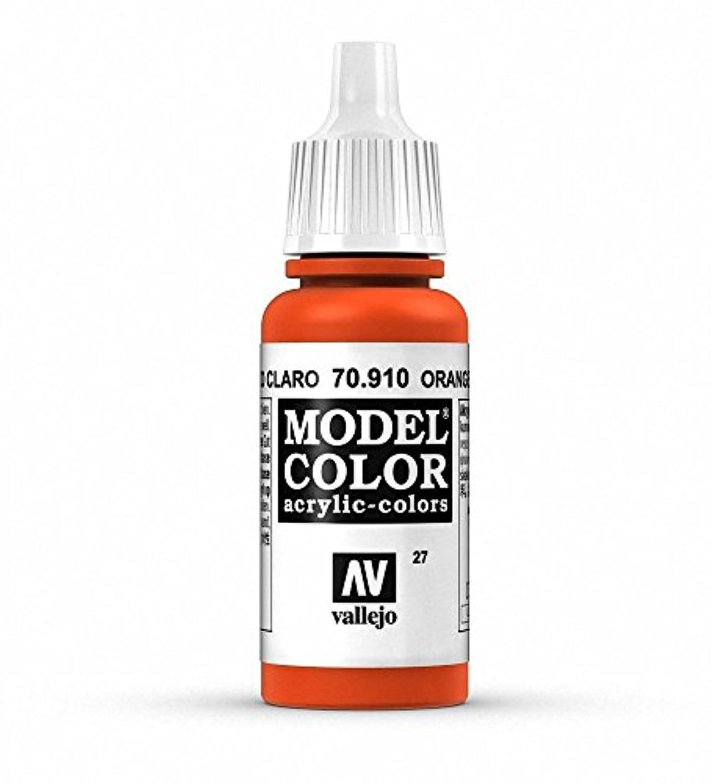 Vallejo P44 Model Colour Paint Orange Red Val910 70910