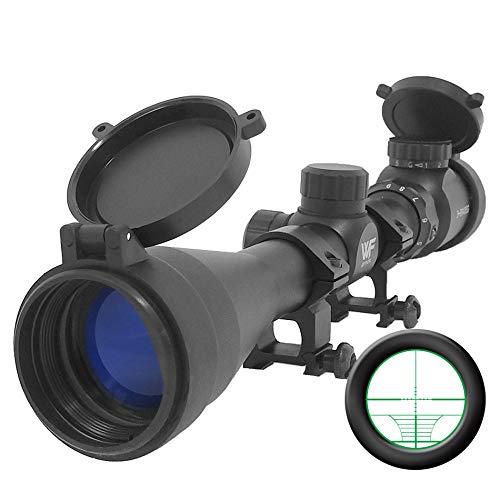 [WF Optical]ライフルスコープ3-9×40E光度1...