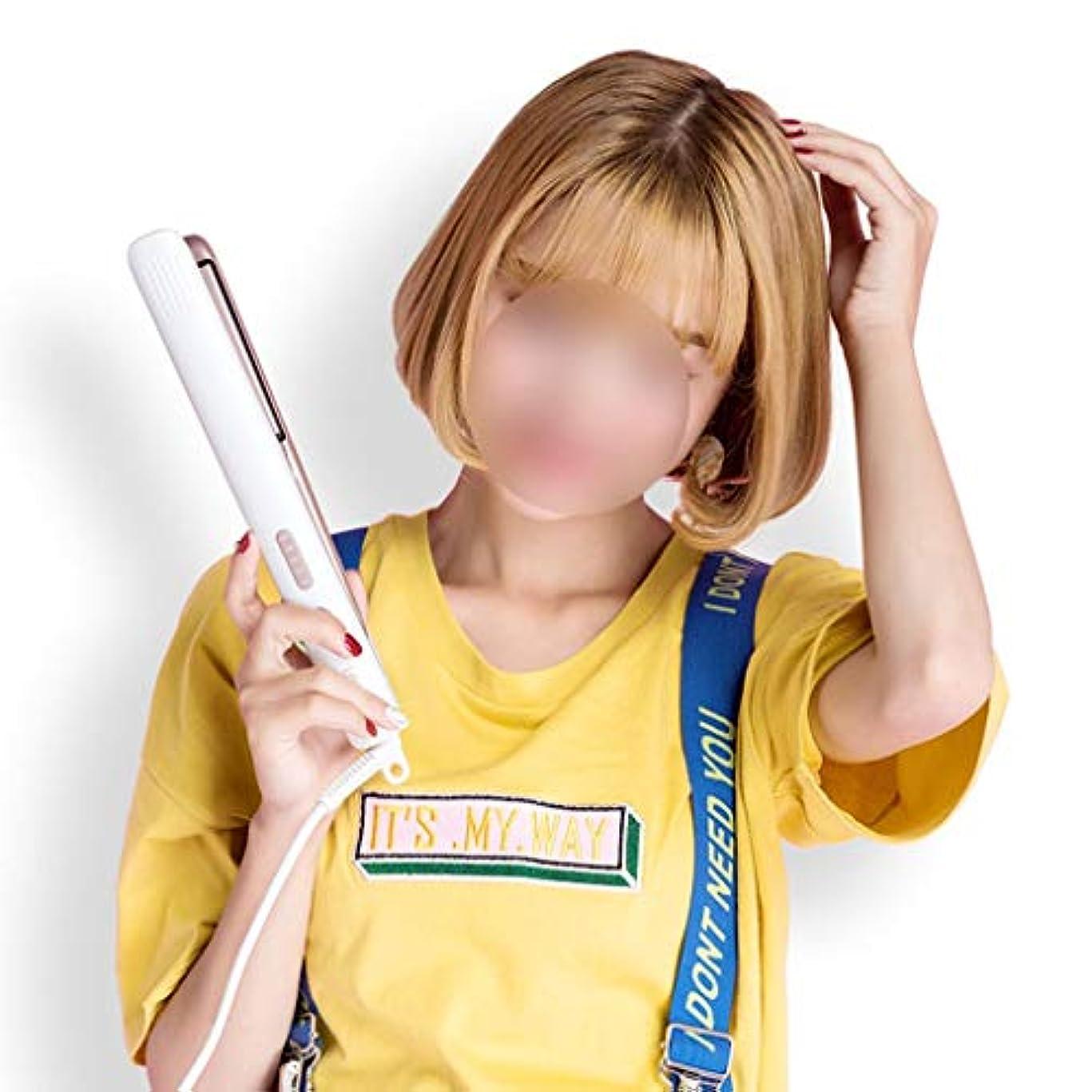 寛大さ補助雪だるまJLHRB 5スピード温度制御セラミックストレートヘアスプリントスプリントストレートヘアカーリーヘアデュアルユースは髪を傷つけません