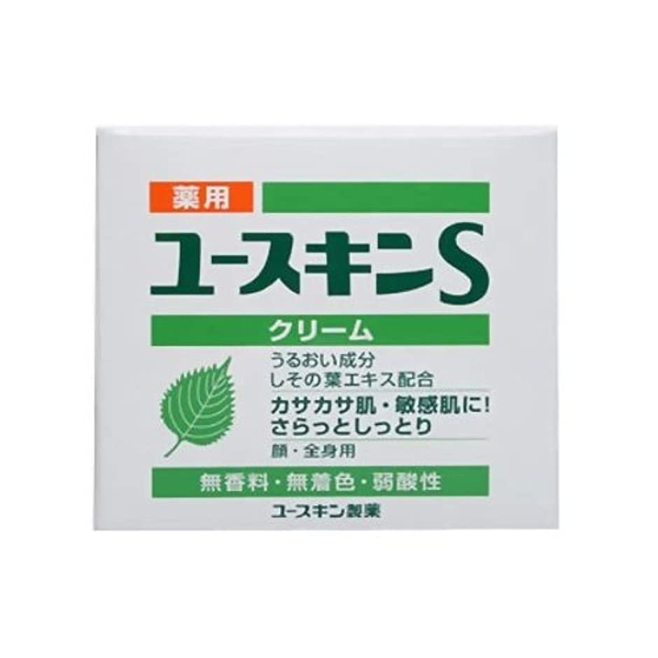 政治ソース化粧薬用ユースキンS クリーム 70g (敏感肌用 保湿クリーム) 【医薬部外品】