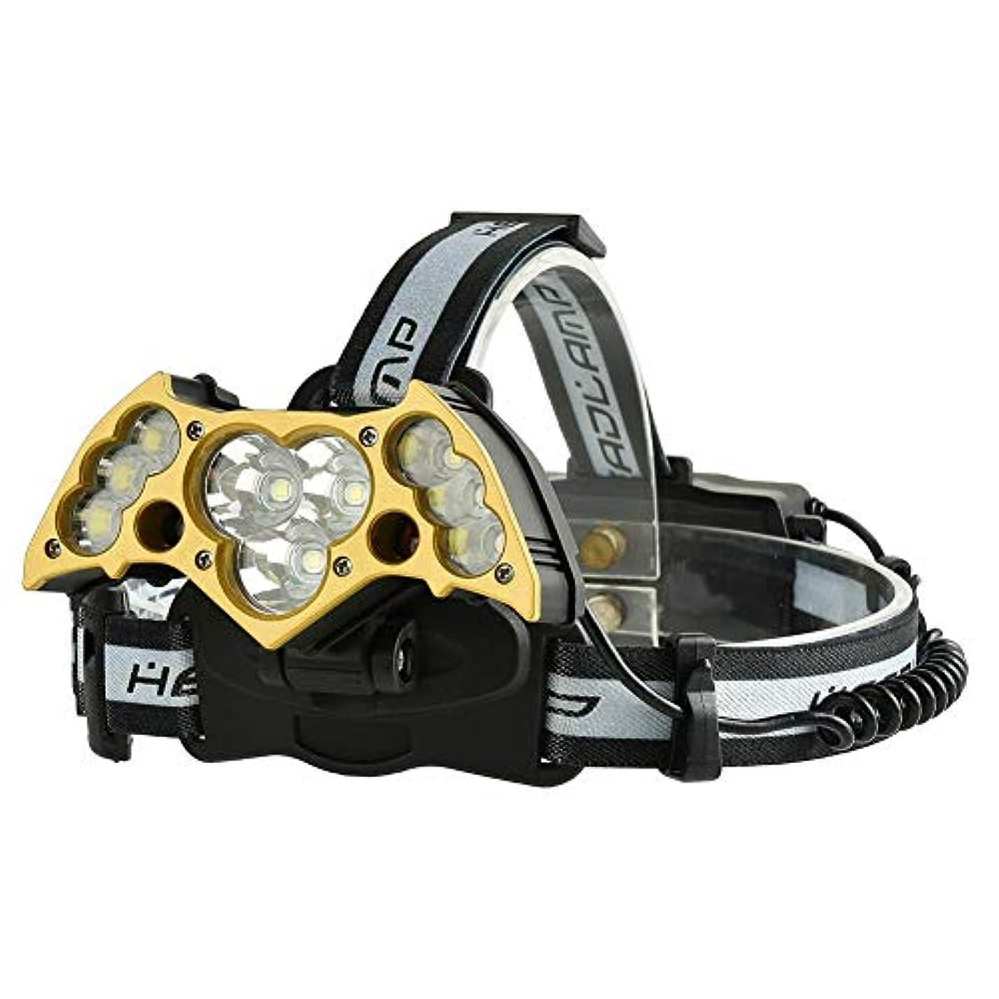 出来事路面電車控えるk-outdoor ヘッドライト LED光源 探査ランプ 防水 ヘッドランプ USB充電式 登山/キャンプ/夜釣り/作業