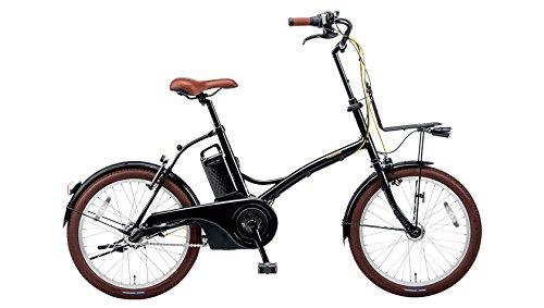 Panasonic(パナソニック) グリッター 電動自転車 2016年モデル 8.0Ah 内装3段 BE-ELGL03B 20インチ ピュアブラック