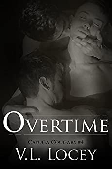 Overtime (Cayuga Cougars Book 4) by [Locey, V.L.]
